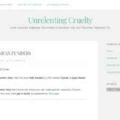 Unrelenting Cruelty